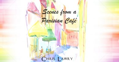 scenes from a parisian cafe chris lawry