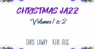 Christmas Jazz (Vol. 1 & Vol. 2) [Eb Sax, Bb Sax, Clarinet, Flute]